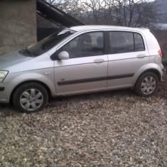 Hiundai getz, An Fabricatie: 2004, Motorina/Diesel, 162000 km, 1500 cmc