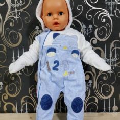 Salopeta Iarna Melissa Albastru, Marime: 3-6 luni