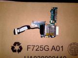 Modul usb + hdd + card reader + cablu placa de baza Acer Aspire One D250 KAV60