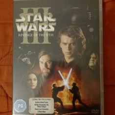 STAR WARS III Revenge of the Sith, DVD, Altele
