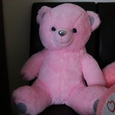 Ursuleti roz de plus - Jucarii plus