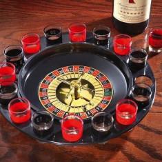 Drinking Rulette Set. Ruleta bautura. Sigilat!