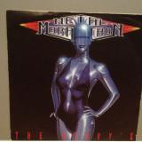 METAL MARATHON - THE HEAVY'S (1989/ARIOLA/RFG)- Vinil Single pe '7/NM