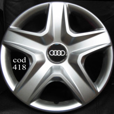 Capace Roti 16 Audi - Imitatie Jante Aliaj, R 16