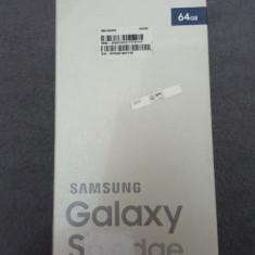 Samsung Galaxy S6 Edge 64 GB, 64GB, Negru, Neblocat