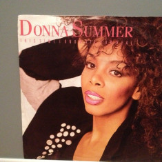 DONNA SUMMER - THIS TIME I.../WHATEVER..(1989/WARNER/RFG) -Vinil Single pe '7/NM - Muzica Pop