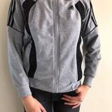 Bluza trening Adidas - Trening dama Adidas, Marime: 38, Culoare: Gri