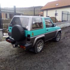 Daihatzu Feroza, An Fabricatie: 1992, Benzina, 81000 km, 1600 cmc