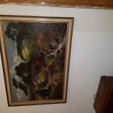 Pictura veche, Peisaje, Ulei, Impresionism