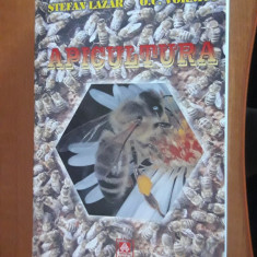 APICULTURA - STEFAN LAZAR si O.C. VORNICU, CARTEA ESTE NOUA NOUTA .