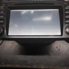 Dvd gps auto mercedes e class w211 - Navigatie auto, Mercedes-benz