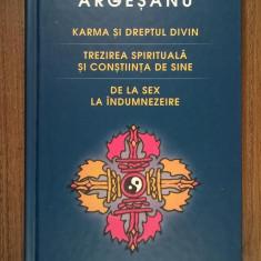 Ovidiu-Dragos Argesanu - Conferinte - Carte ezoterism