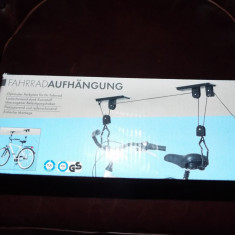 Sistem suspendat bicicleta - Accesoriu Bicicleta