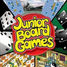 Junior Board Games - PS2 [Second hand], 3+, Multiplayer
