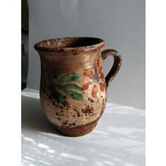 Oala veche din Maramures, ceramica veche