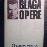 Lucian Blaga - Opere vol. 3  Teatru (ed. George Gana)
