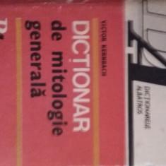 DICTIONAR DE MITOLOGIE GENERALA - Carte mitologie