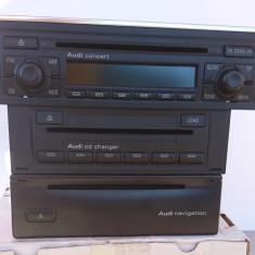 Pentru Audi A4 - Radio CD, CD Wechsler, CD Navi - Conectica auto
