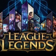 Vand cont League of Legends - Joc PC