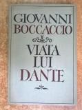 Giovanni Boccaccio – Viata lui Dante