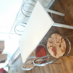 Masa cu 4 scaune bistro - Masa bucatarie