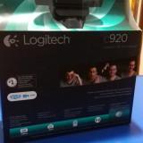 Camera web Logitech C920 Full HD Pro webcam noua sigilata, Microfon