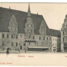 (A) carte postala(ilustrata)-GERMANIA-Meissen, Necirculata, Printata