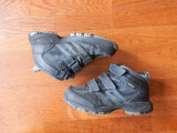 Ghete piele naturala Adidas Gore-Tex ClimaProof, talpa MountainGrip; marime 38