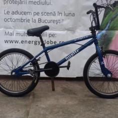 Bmx Hustle - Bicicleta BMX Radio, 13 inch, 20 inch, Numar viteze: 1