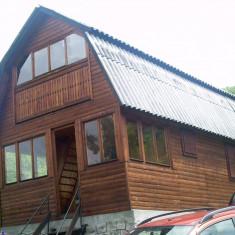 Casa de vacanta la barajul Zetea ( Subcetete)