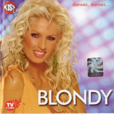 Blondy – Dansez, Dansez (1 CD) - Muzica Pop cat music