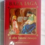 Baba Iaga Si Alte Basme Rusesti (Reader's Digest) - Carte de povesti