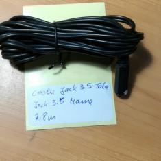 Cablu Jack 3.5 Tata - Jack 3.5 Mama 2.8 m (15114), Cabluri jack