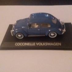 Macheta volkswagen kafer - atlas, scara 1/43. - Macheta auto