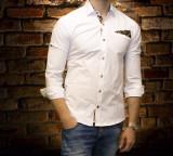 Cumpara ieftin Camasa barbat - camasa slim fit camasa batista camasa eleganta cod 152, L, S, XL, XXL, Maneca lunga