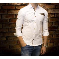 Camasa barbat - camasa slim fit camasa batista camasa eleganta cod 152