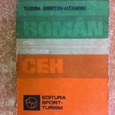 Teodora Dobritoiu-Alexandru – Mic dictionar roman-ceh