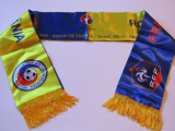 Esarfa fotbal FRANTA - ROMANIA (10.06.2016 Campionatul European)