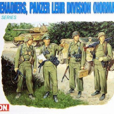 + Kit figurine 1/35 Dragon 6111 - Panzergrenadiers Panzer Lehr Division +
