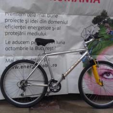 Bicicleta Mtb Marin - Mountain Bike CrossBike, 21 inch, 26 inch, Numar viteze: 24