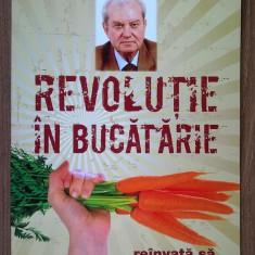 Gheorghe Mencinicopschi - Revolutie in bucatarie