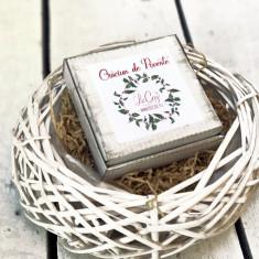 Traditional Circle Ornament – Decoratiune personalizata Craciun etnic - Stergar