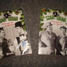 STAN si BRAN - DVD/filme de colectie/comedie/umor/ Editie speciala de Craciun - Film Colectie, Romana