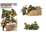 + Macheta 1/35 Tamiya 35306 - Russian  Anti-Tank Team +