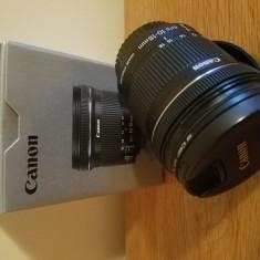 Canon 10-18 + filtre - Obiectiv DSLR