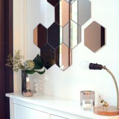 Oglinzi IKEA Honefoss - Set de 10 buc NOU - Oglinda dormitor