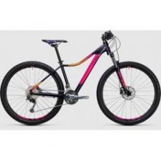 BICICLETA CUBE ACCESS WLS PRO aubergine pink 2017 - Mountain Bike
