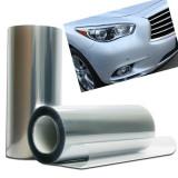 Folie De Protectie Faruri Si Stopuri - Transparent 60x60 - Folii Auto tuning