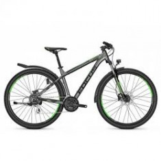 Bicicleta Focus Whistler Elite EQU 24G 27.5 irongreymatt 2018 - Mountain Bike