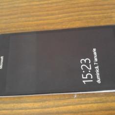 Microsoft Lumia 950 + Mozo Brown back cover - Telefon Microsoft, Negru, Neblocat